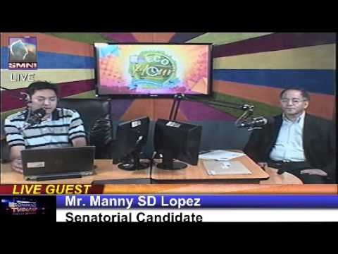 ECOhOUR WITH MANNY LOPEZ
