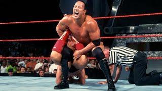 The Rock vs. Ric Flair: Raw, July 29, 2002