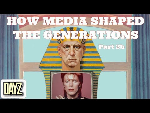 HOW MEDIA SHAPED THE GENERATIONS : The Chaos Era (2017)