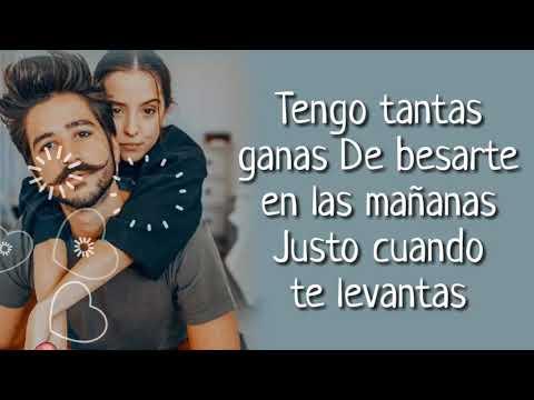 Camilo y Evaluna Montaner – Por Primera Vez  (Letra)