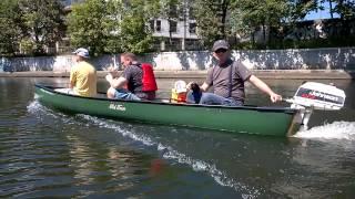 Canoe Johnson 2.3 Gdansk 05.2014