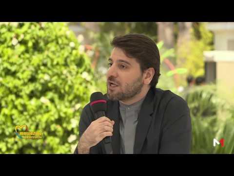 Mawazine l'émission 2017  :  حوار مع سامي يوسف