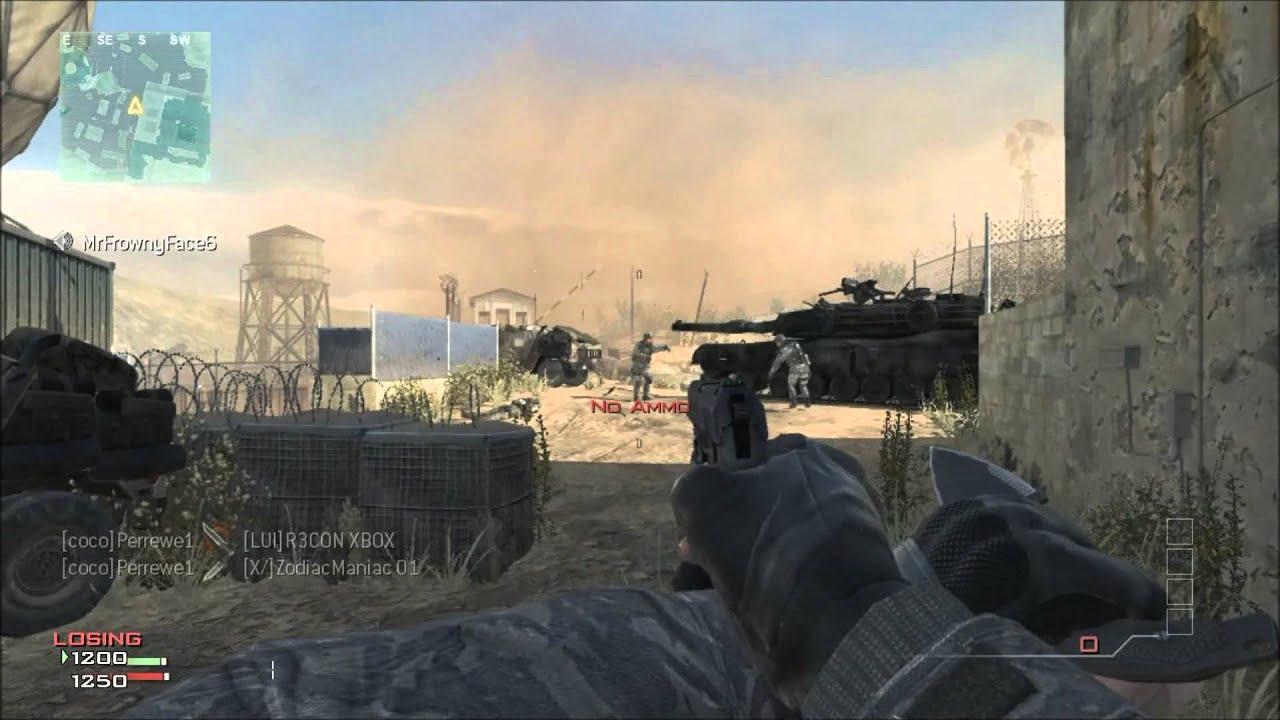 modern warfare 3 matchmaking