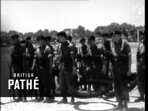 Royal Marine Commando's At Famagusta (1958)