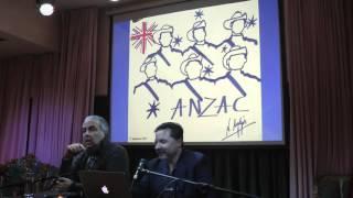 Ν. Λυγερός - Ελλάδα, Αυστραλία: Από την ιστορία των θυσιών στη συμμαχία των ιδεών . Μέρος Γ'