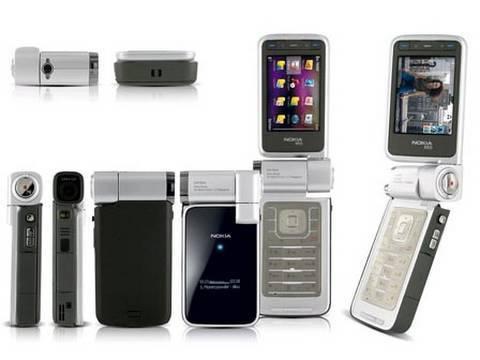 Nokia N93i - TVtech