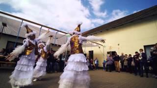 Камажай Танец Kasachischer Tanz Kamaschai