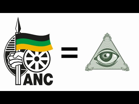 ANC Illuminati confirmed!