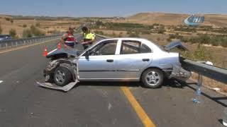 Elazığ'dan bir kaza haberi daha! 4 yaralı