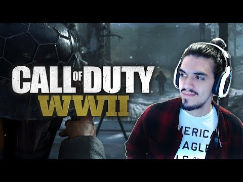 """CALL OF DUTY WWII POWER LEVELING TO MAX PRESTIGE w/ JARS """"WORLD CHAMPIONSHIP PLAYS"""""""