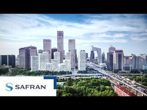 Safran in China