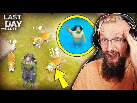 THEY MADE ME RICH! (Snorkel Underwater) - Last Day On Earth: Survival