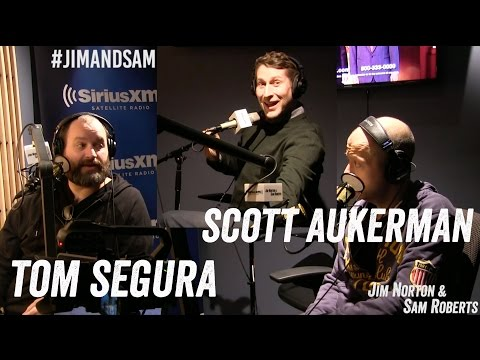 Scott Aukerman & Tom Segura  Failed Pilots, Comedy Bang Bang, Between Two Ferns