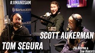 Scott Aukerman & Tom Segura - Failed Pilots, Comedy Bang Bang, Between Two Ferns