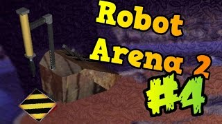 Robot Arena 2 #4 - How NOT to Build a Robot!