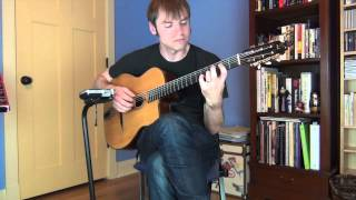 """Lady Picture Show,"" fingerstyle guitar instrumental"