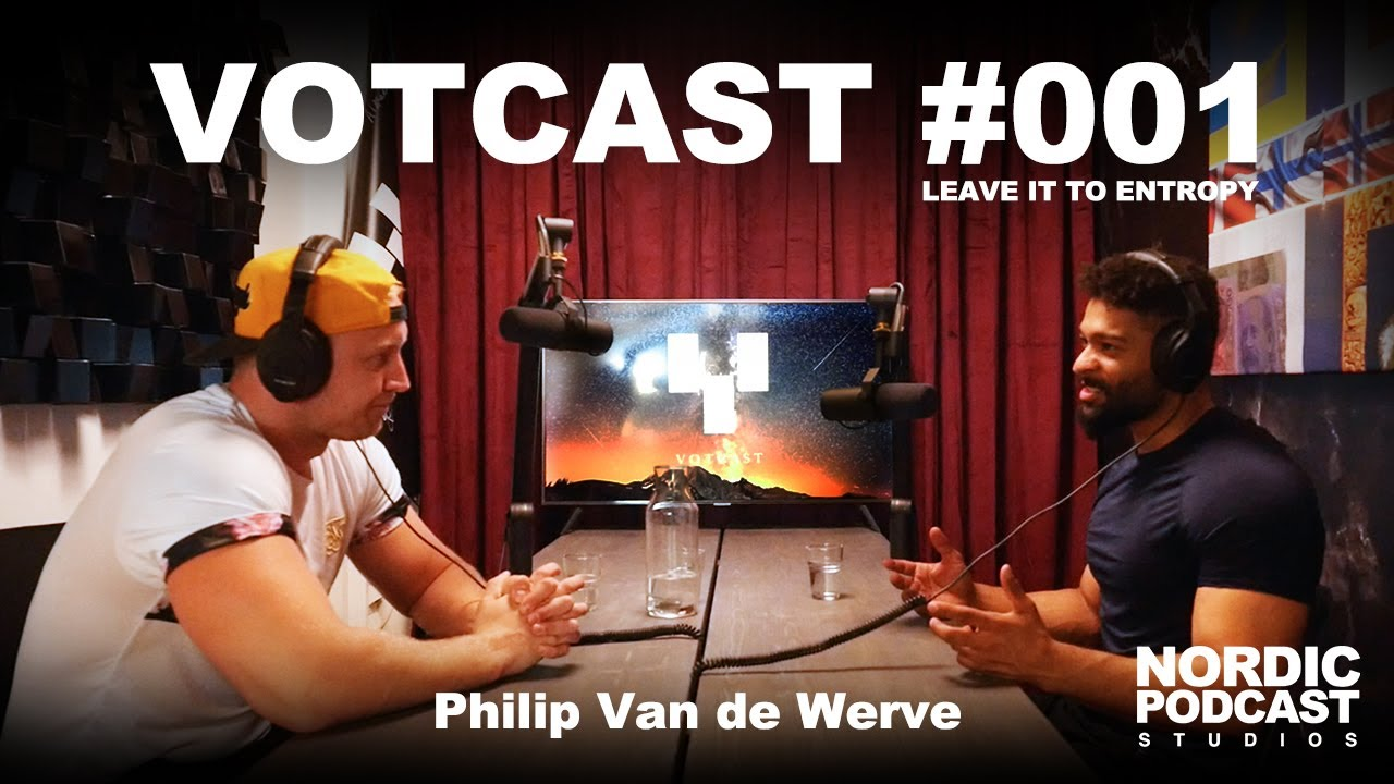 VOTCast #1: Leave It To Entropy - Philip Van de Werve