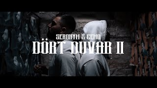 Seronym x Cemo - DÖRT DUVAR II (Official Video)