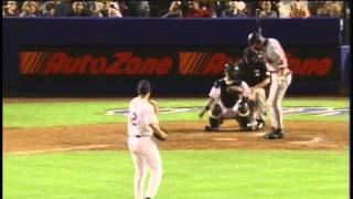 September 21, 2001 - Braves @ Mets