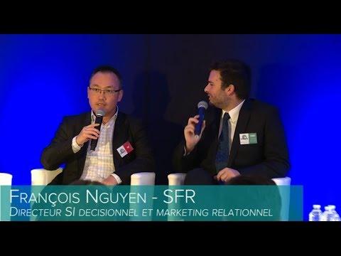 DataJob2013 : Les Telecom et la Data (François Nguyen - SFR)