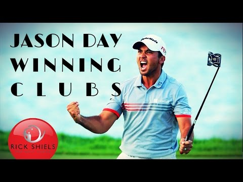 JASON DAY WHAT'S IN THE BAG - PGA CHAMPS EDITION
