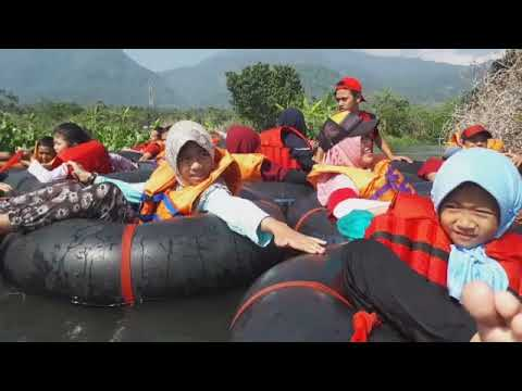 River Tubing Fun in Salatiga - CBE Rabbani