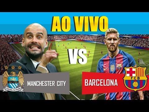 partido barcelona manchester city en vivo