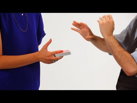 How To Do The Slapstick Card Trick