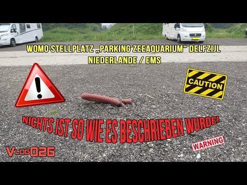 womo stellplätze holland warnung