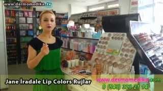 Jane İradale Lip Colors Rujlar - Dermomedika.com Thumbnail