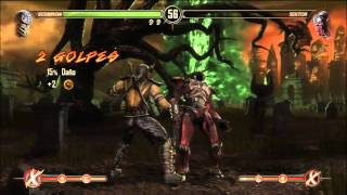 Mortal Kombat /  My Kung Fu Is Strong Trophy