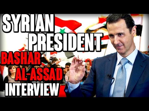 Syrian President Bashar- Al Assad interview | The Millennial Revolt