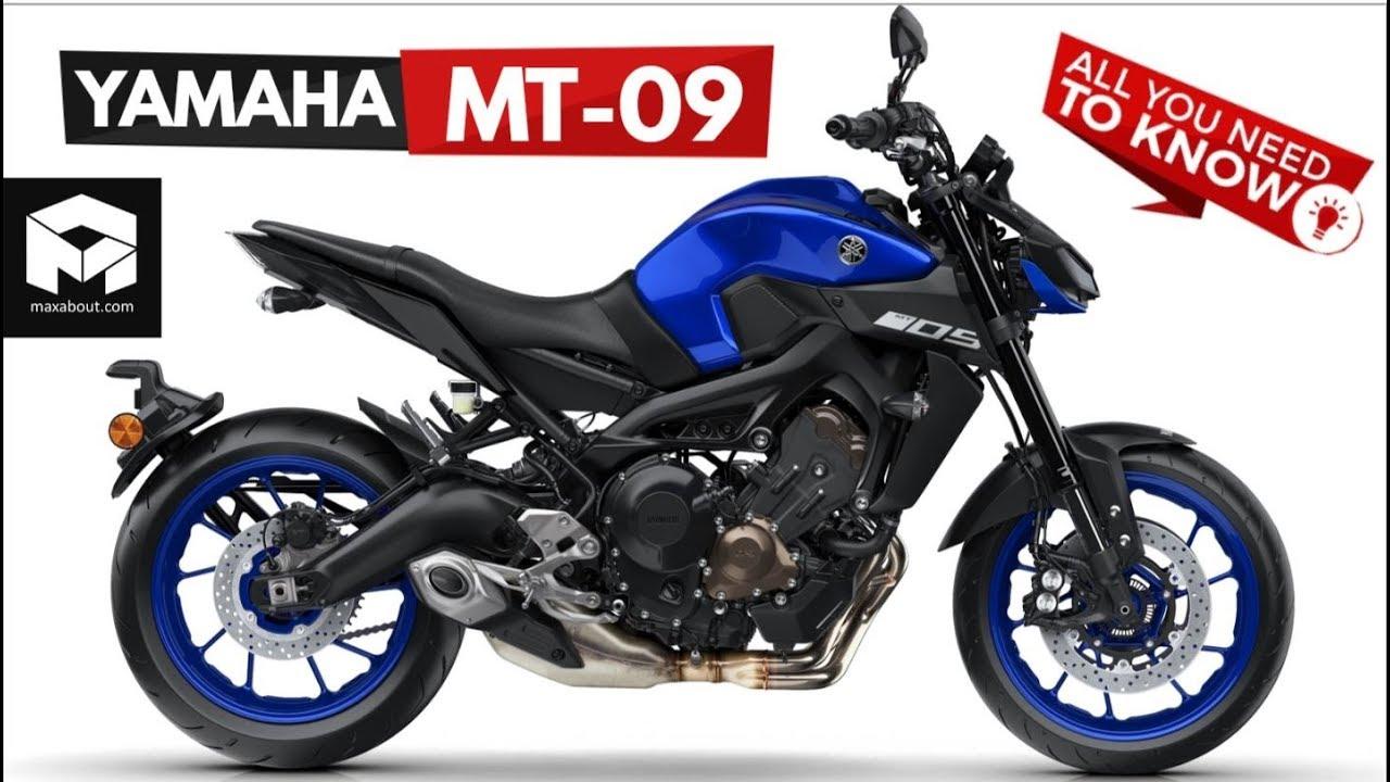 Yamaha Mt 09 Specs Price In India New Model Youtube