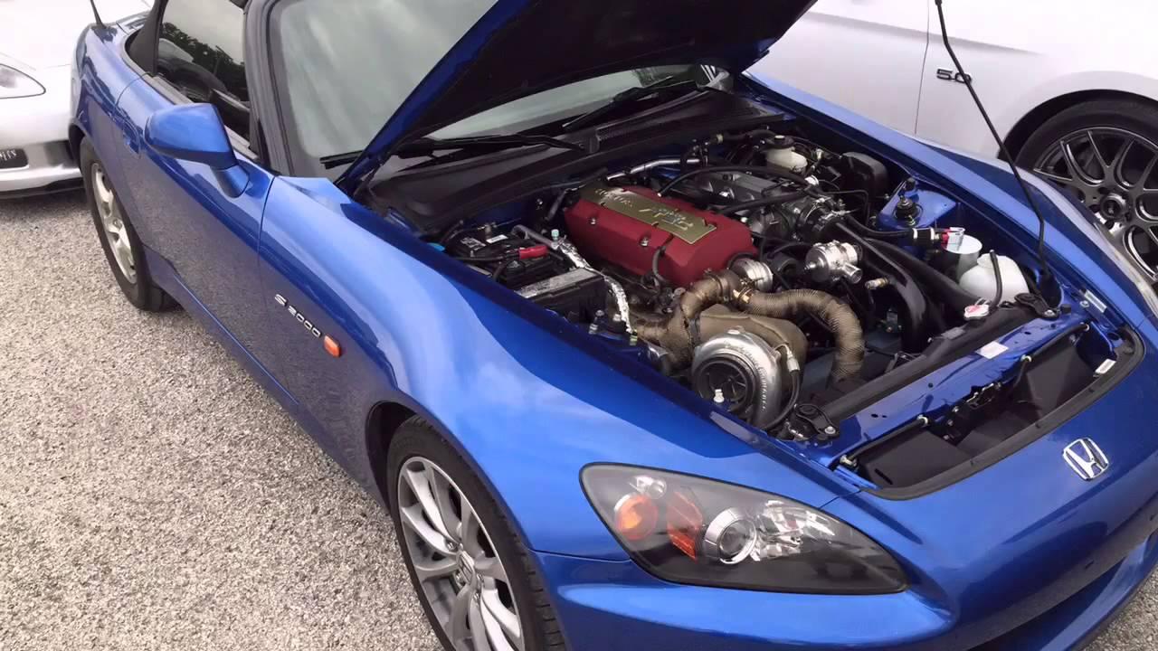 Twin City Honda >> TX2k16 Eli's Turbo S2000 - YouTube