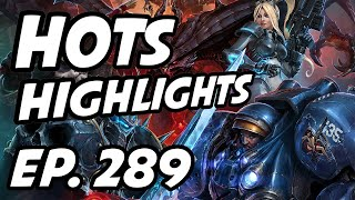Heroes of the Storm Daily Highlights | Ep. 289 | McIntyrelol, FollowGrubby, Bakery, mewnfare