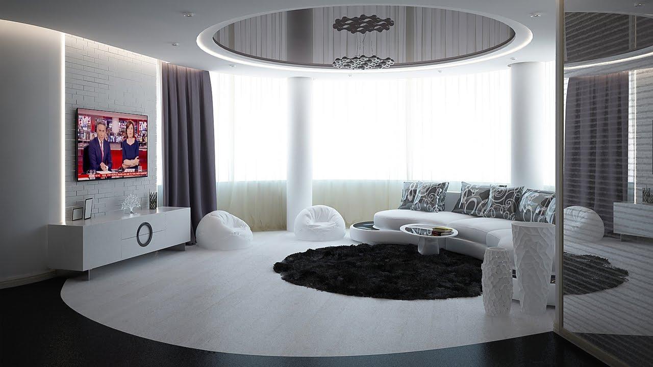 Интерьер 3х комнатной квартиры  150 фото вариантов