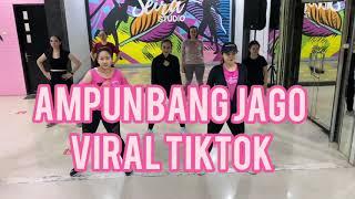 Download lagu AMPUN BANG JAGO | tiktok viral | zumba