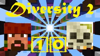 Minecraft: Diversity2 map /w Mr_Jackp0t: Ep10 Survival Part:1