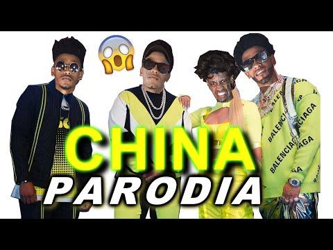 China (parodia) - Anuel AA , Karol G , Daddy Yankee , Ozuna , J Balvin