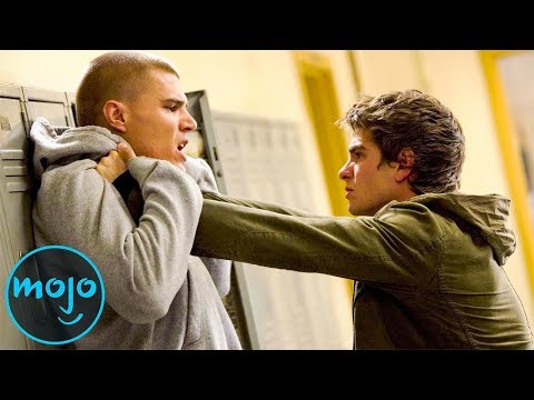Top 10 High School Fights In Movies