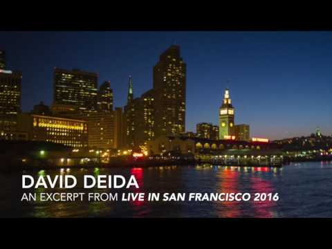 David Deida - an excerpt from Live in San Francisco 2016 - Pt. 3