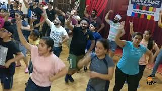 Bhangra Arena Academy || Jhoomar || Sarabjit Cheema