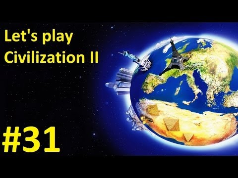 Let's play Civilization II 2 [31] Shakespeare's Theatre