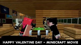 Happy Valentine Day - Minecraft Movie