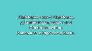 Flintstones Italia [karaoke]