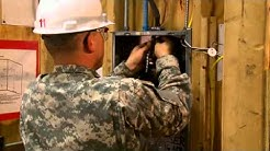 Army Careers 12R - Interior Electrician