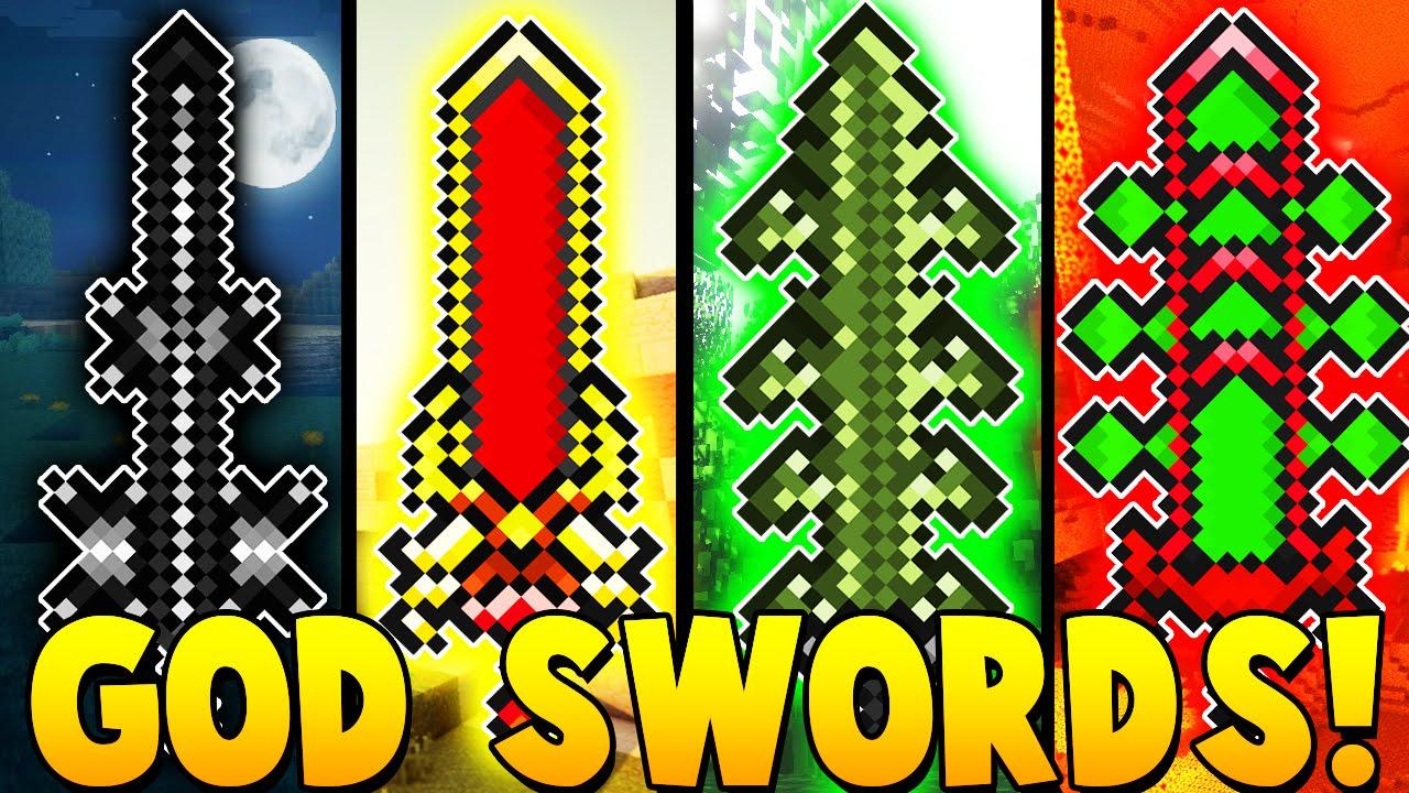 Gods' Weapons - Mods - Minecraft - CurseForge