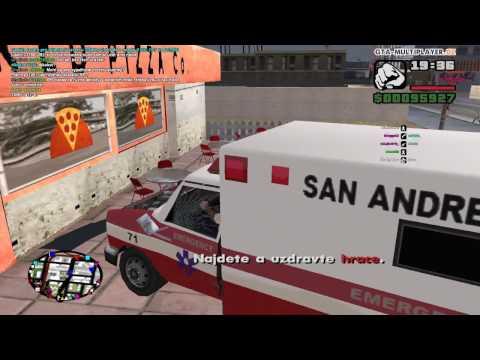 GTA San Andreas Multy Player WTLS