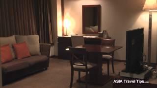 Hotel Avanshell Akasaka in Tokyo Japan - Junior Suite in HD