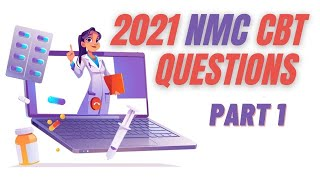 2021 NMC CBT Mock Test PART-1 (MCQ) Nursing Sample Questions and Answers (1-25) for UK & Ireland